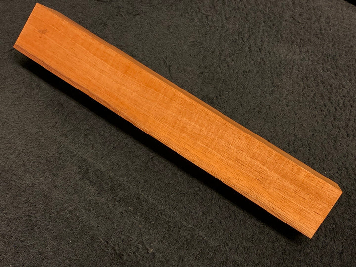 "Hawaiian Curly Koa Wood Billet - 12"" x 1.75"" x 1.75"""