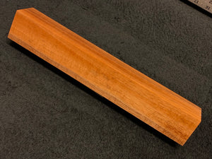 "Hawaiian Curly Koa Wood Billet - 11.5"" x 1.75"" x 1.75"""