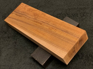 "Hawaiian Curly Koa Wood Billet - 13"" x 4.25"" x 1.625+"""