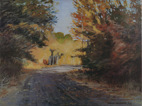 Autumn Road - I-137
