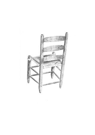 Rawhide Chair