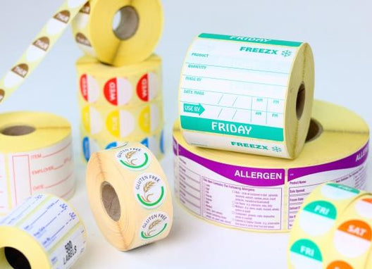 Printed Food Labelling