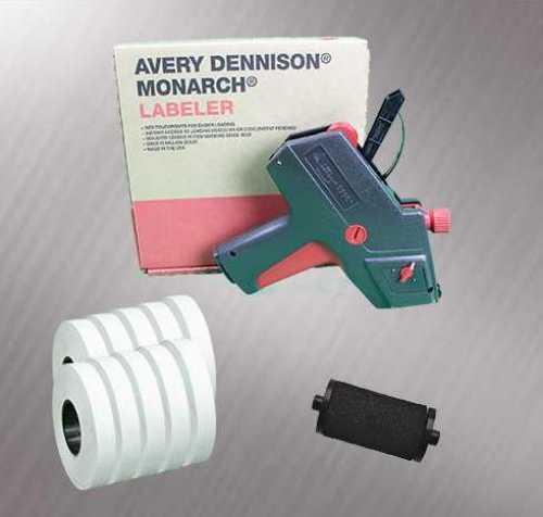 Monarch 111 Price Gun Starter Pack