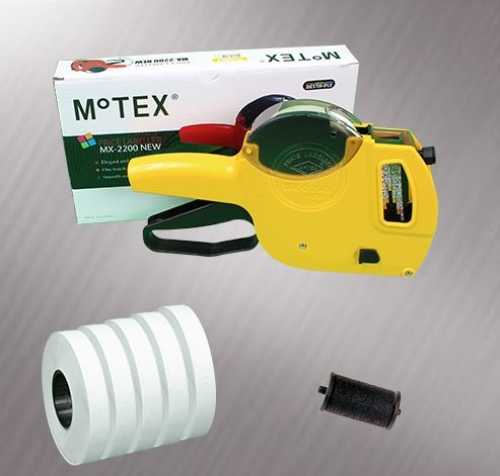 Motex MX-22 Pricing Gun Starter Pack