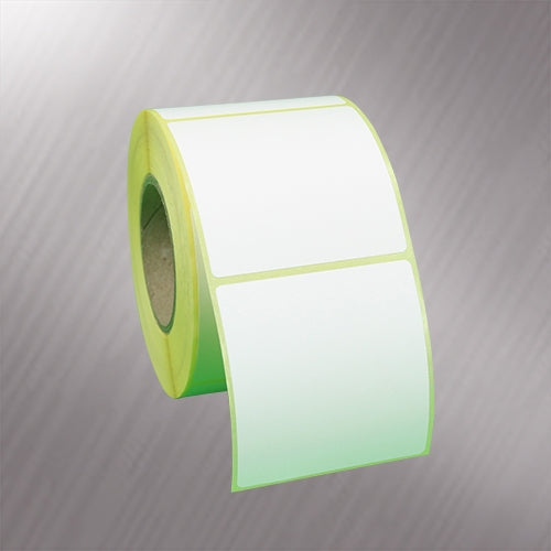 60 x 60mm Direct Thermal Sandwich Labels 38mm core