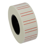 CT1 Punch Hole 22 x 12mm Price Gun Labels