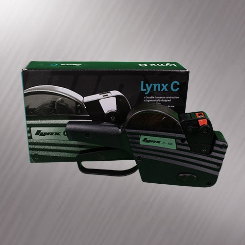 Lynx 1-Line Alphanumeric Pricing Gun