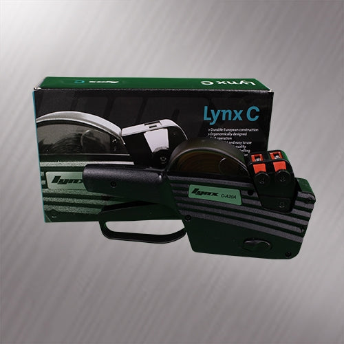 Lynx 2-Line Alphanumeric Pricing Gun