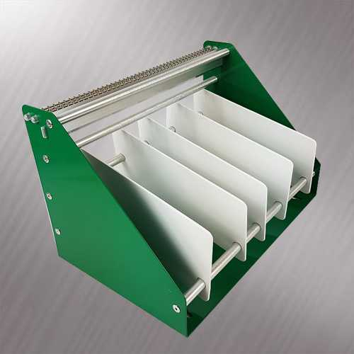 MR280 Multi Roll Manual Label Dispenser
