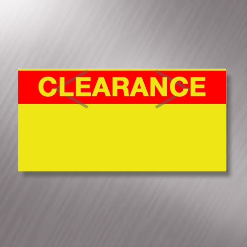 Monarch Paxar 1131 Clearance Price Gun Labels