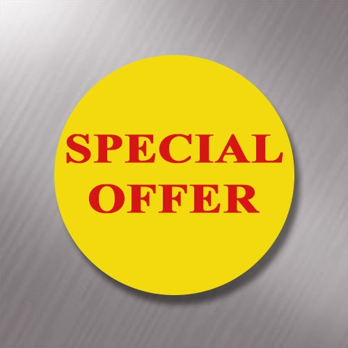 Promotional Labels - Special Offer - 1000 Promo Labels