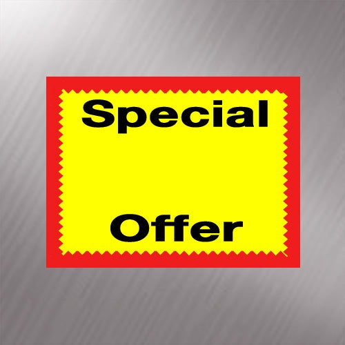 Specialist CT13 37mm x 28mm 'Special Offer' Price Gun Labels