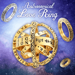 Astronomical Love Ring