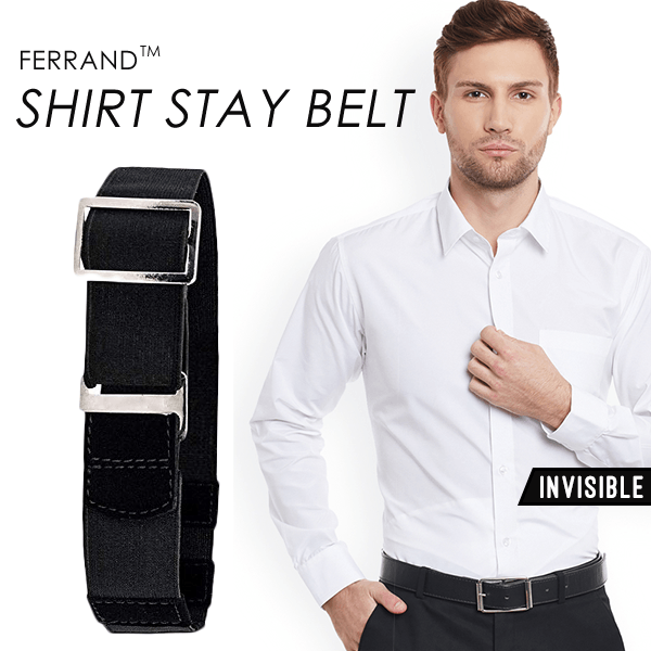 Shirt Stay Belt