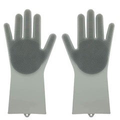 Magic Reusable Silicone Gloves