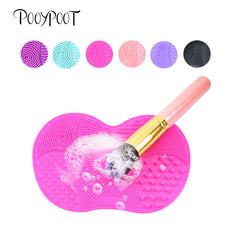 Makeup Brush Silicone Washing Mat