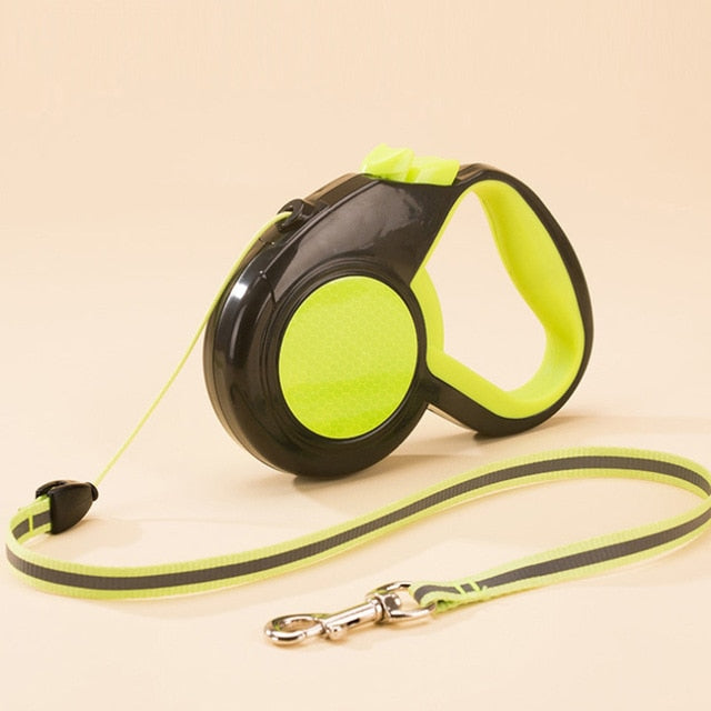 Automatic Retractable Dog Leashes ABS