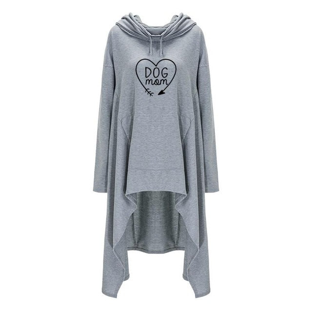 Dog Mom Long Pullover
