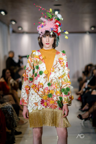 Image of International Floral Affairs Dress