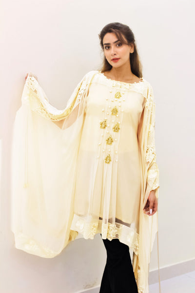 Majestic Rose Kaftan