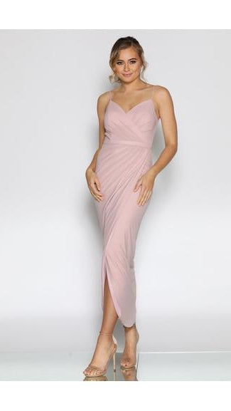Les Demoiselle Bridesmaid Dress LD1095