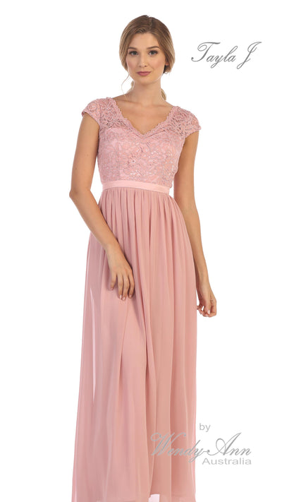 Wendy Ann bridesmaid dress T1613