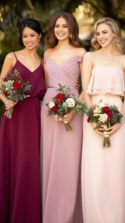Sorella Vita Fresh Boho Bridesmaid Dress 9026