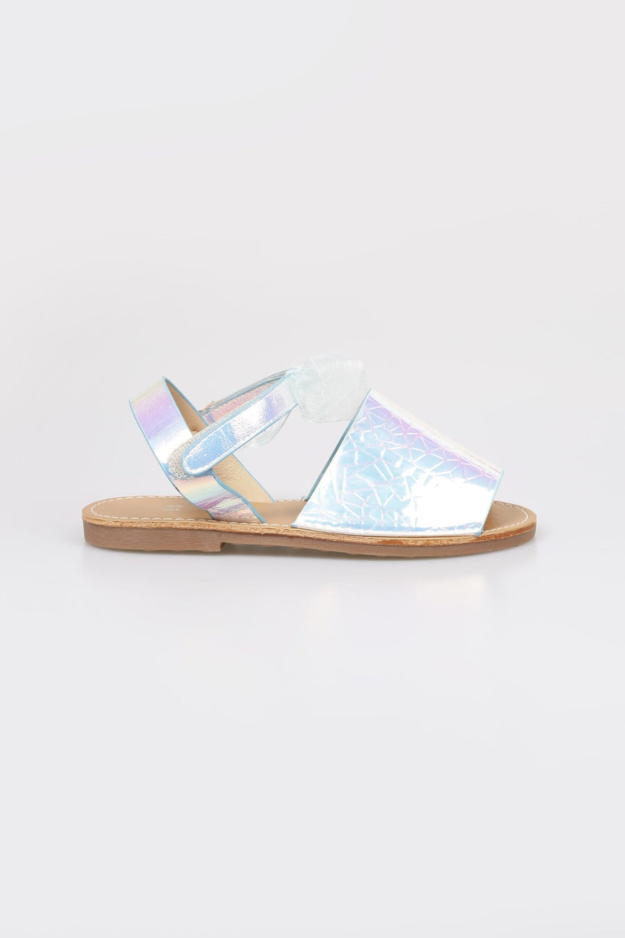 Jenny Sandals Silver SS20 Little Attitude Spring Summer 20
