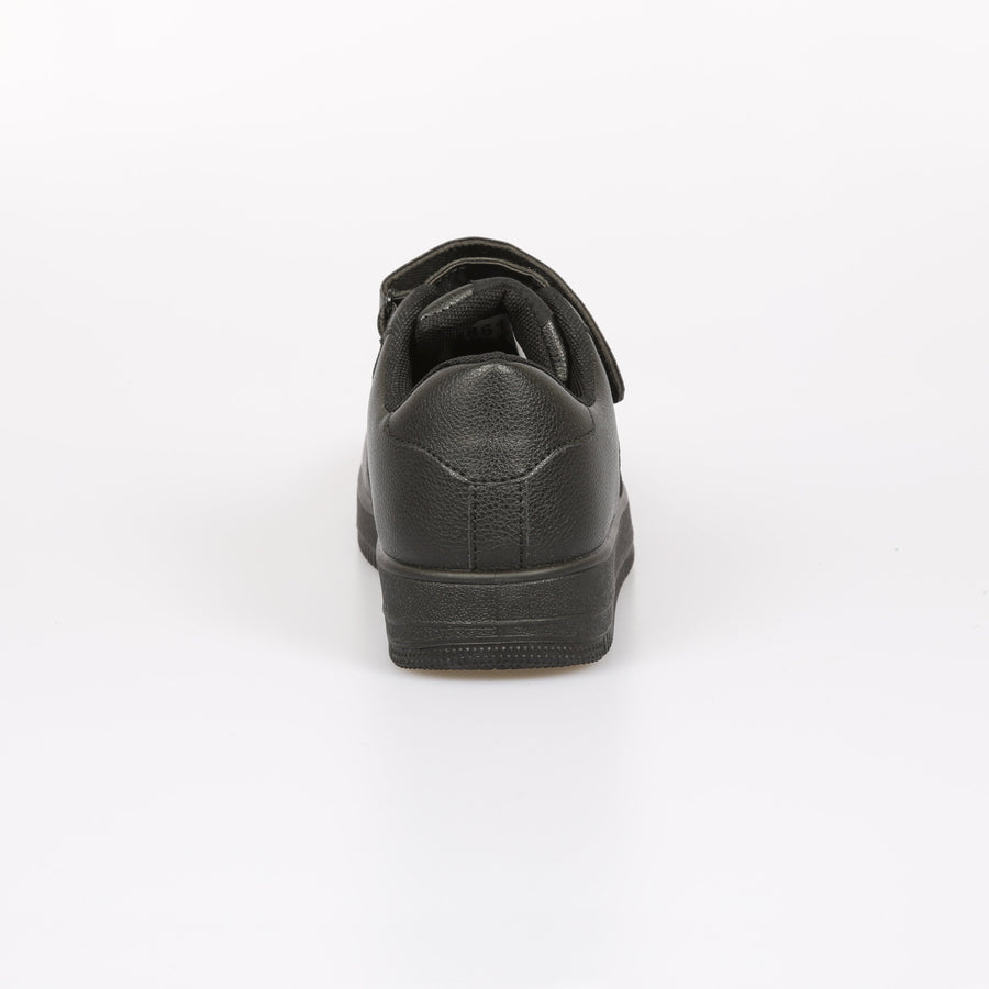 GiGi Sky Force Velcro Detail Trainers Black