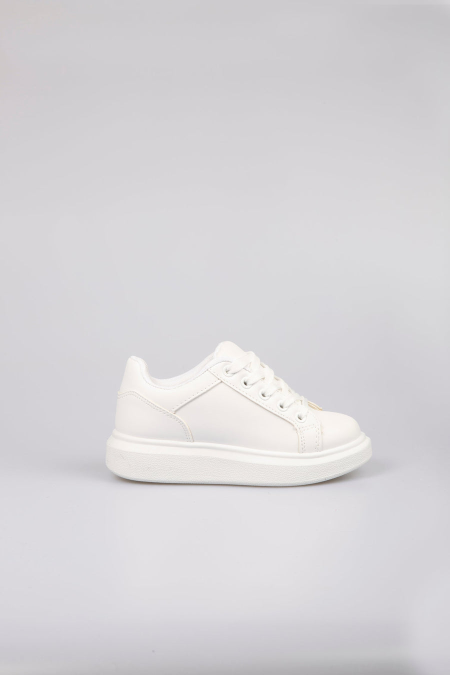 Alexi Runway Platform Trainers White SS20 Little Attitude Spring Summer 20