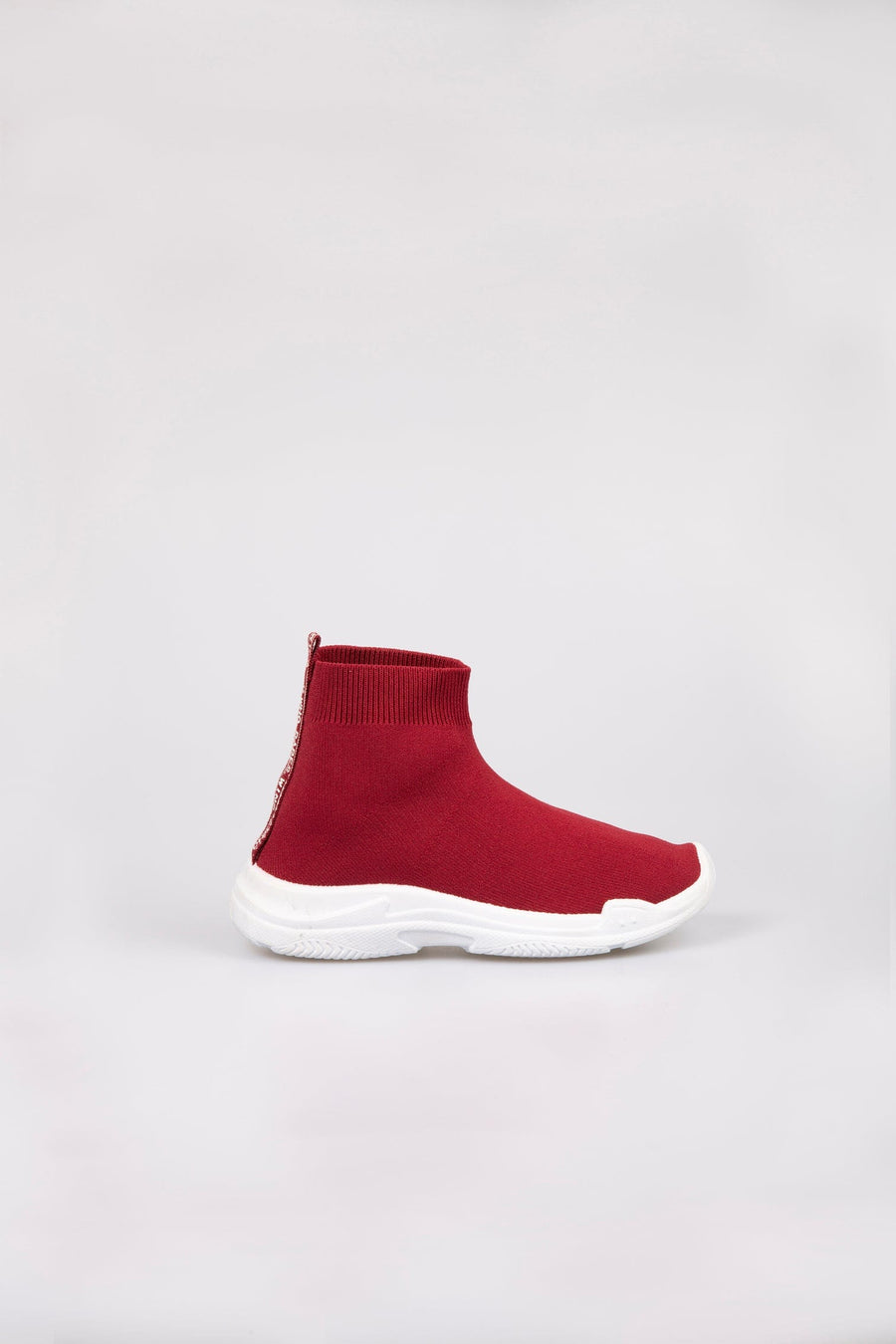 Avi Sock Trainers Red SS20 Little Attitude Spring Summer 20