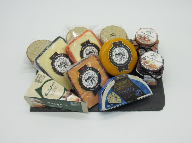 Speciality Cheese Board
