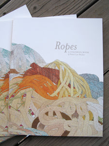 pattie lee becker art coloring book ropes