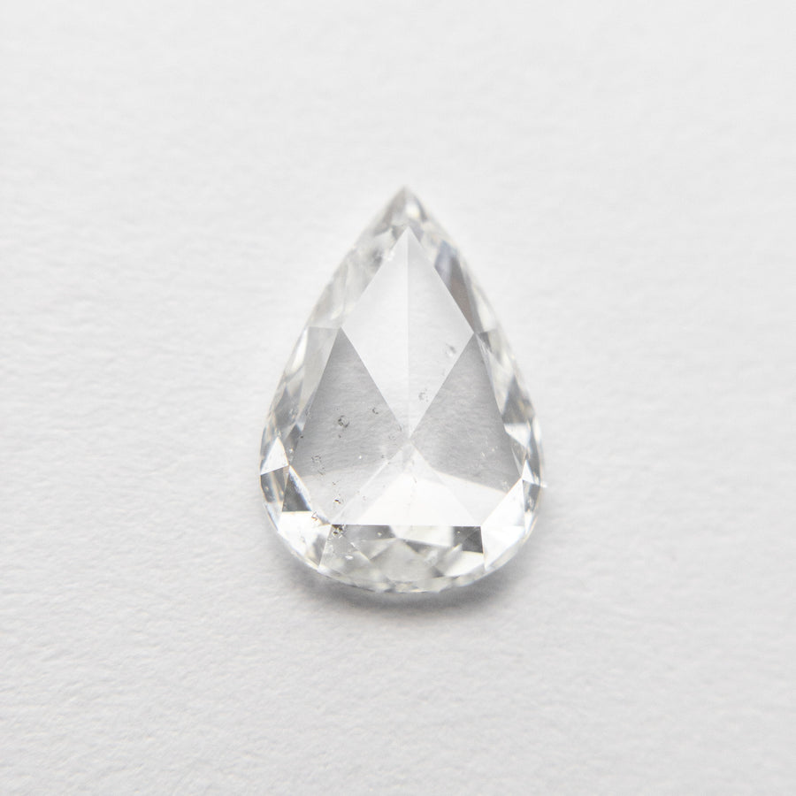 1.18ct 9.39x6.49x2.23mm Pear Rosecut 18495-01