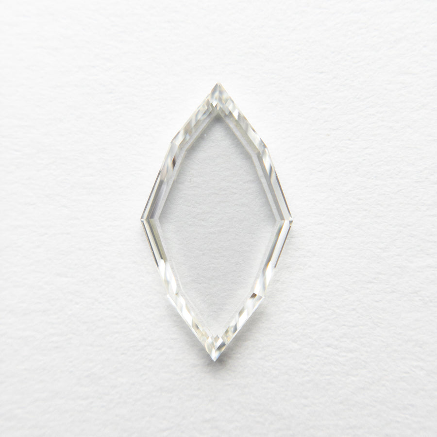 1.00ct 11.69x6.41x1.49mm VS2 I Lozenge Portrait Cut 18605-01
