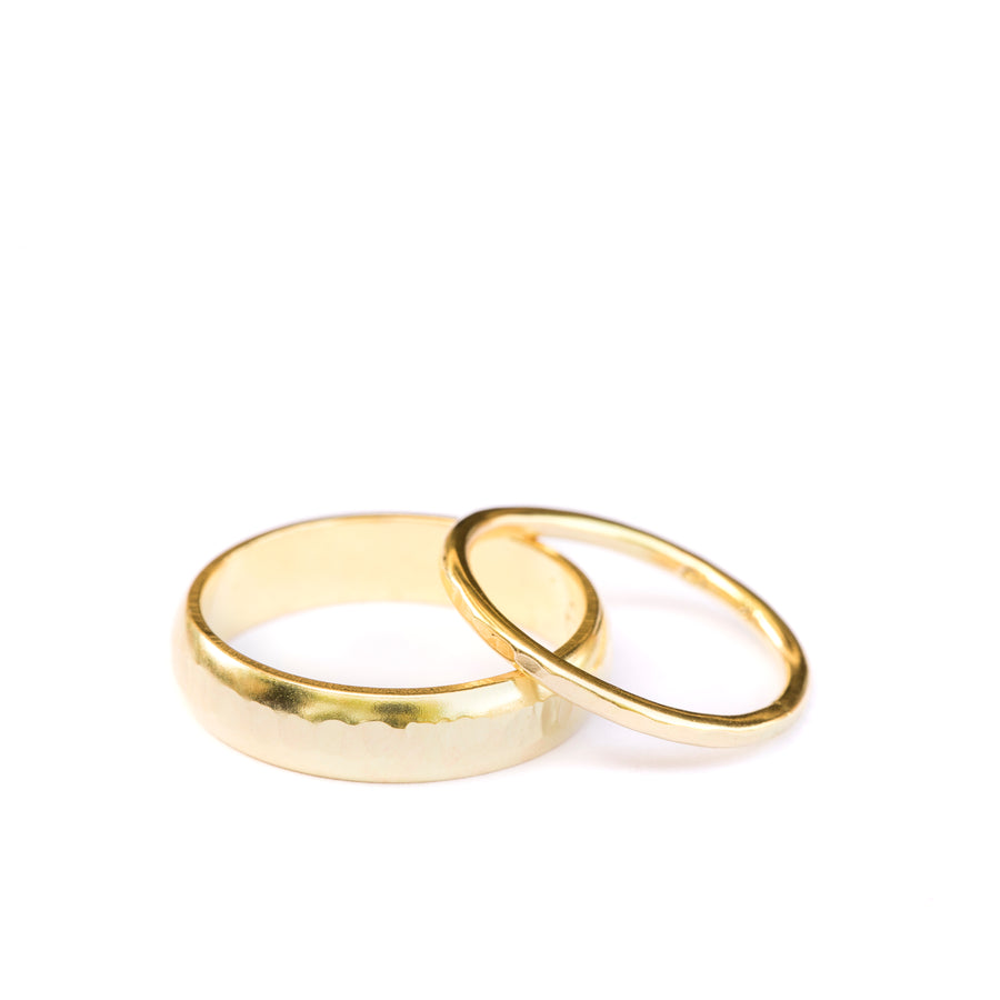 Bright Light | Wedding Band Set - MTD