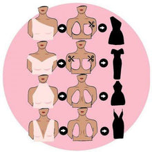 Load image into Gallery viewer, KIKIBOOM-Invisible Lifting Bra Tape More Cheaper Than SHOPPYUS