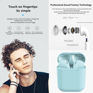 50%OFF-Last Day Promotion-TWS Wireless Bluetooth Earphones-Buy Two Free Shipping
