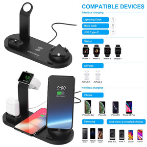(BUY TWO Free Shipping Worldwide) 4 IN 1 SMART STATION