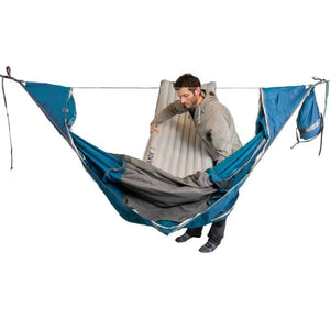 Hammock Lets You Actually Lay Flat