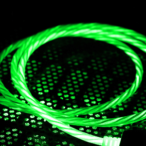 Cool night glow Android /iPhone/Type-c USB Charger Cable
