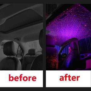 Limited Stock - Car Atmosphere Lamp Interior Ambient Star Light & Buy 2 Free Shipping