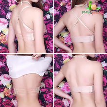Load image into Gallery viewer, Magical Strap-Free Drawstring Push Up Bra