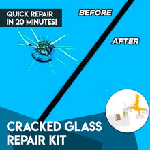 Load image into Gallery viewer, Cracked Glass Repair Kit