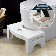 Load image into Gallery viewer, Folding Multi-Function Toilet Stool