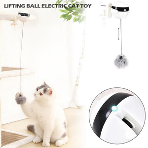 Cat Toy Interactive LED Light Ball