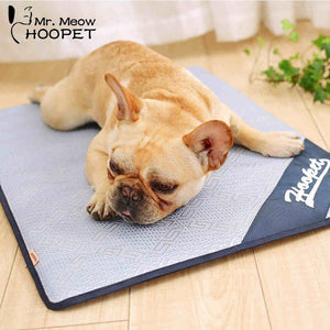 The Self Cooling  pad bed