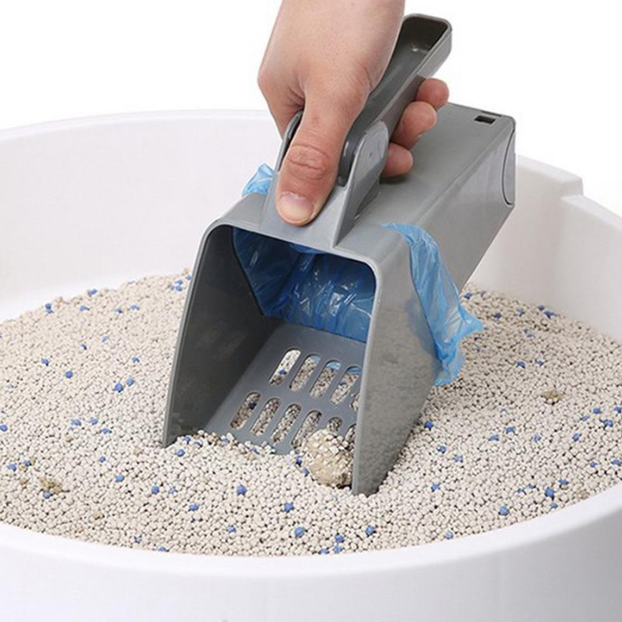 Cat Litter Scoop System