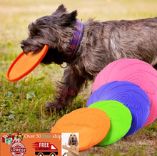 Load image into Gallery viewer, KOIDAY Dog Frisbee exercise pet toy Frisbee can float