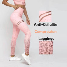 Load image into Gallery viewer, Anti-Cellulite Compression Energy Seamless Leggings
